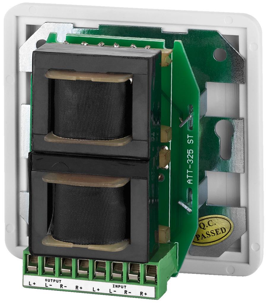 MONACOR ATT-325ST Stereo-Lautstärkesteller