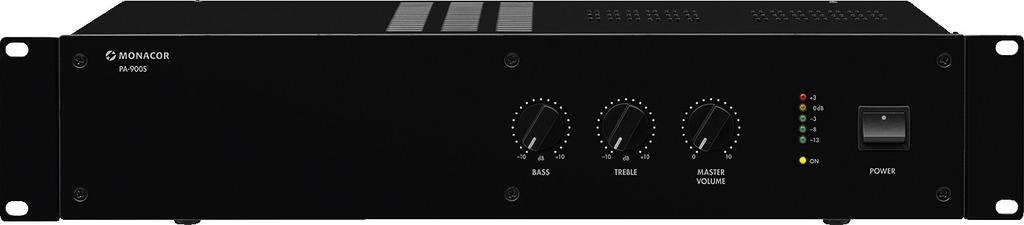 MONACOR PA-900S ELA-Mono-Leistungsverstärker