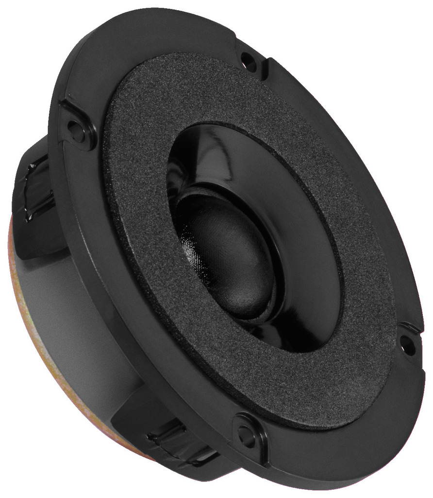 MONACOR DT-105 Hi-Fi-Kalottenhochtöner, 30 W, 8 Ω