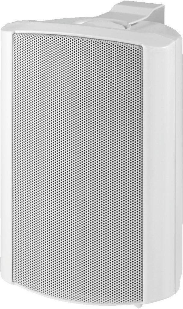 MONACOR MKS-34/WS 2-Wege-Lautsprecherboxen-Paar, 30 W, 4 Ω