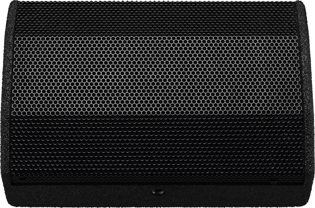 IMG STAGELINE FLAT-M100 Aktive PA-Bühnenmonitorbox, 200 W