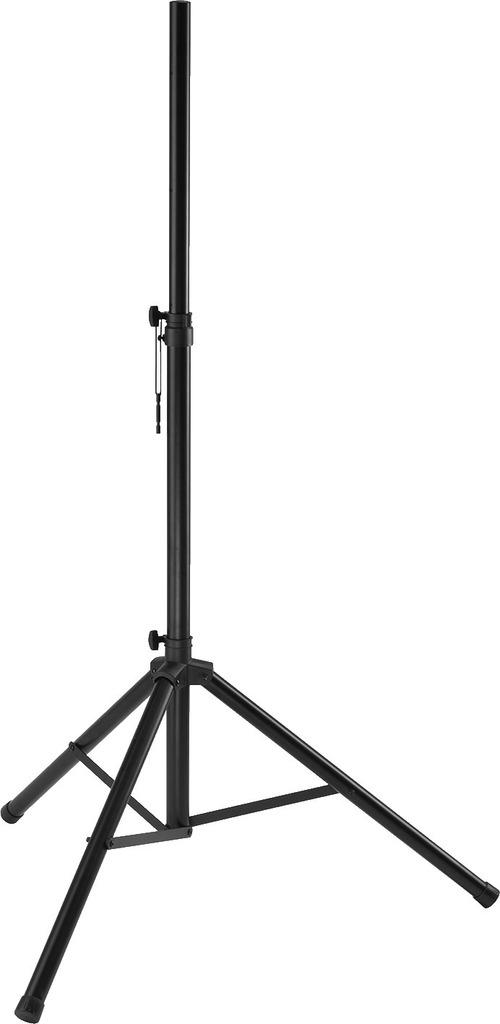 MONACOR PAST-122/SW Lautsprecherboxen-Stativ